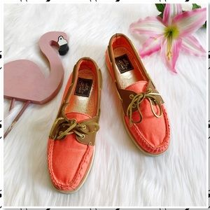 Milly for Sperry Top-Sider AO 2 Eye Boat Shoe 8.5